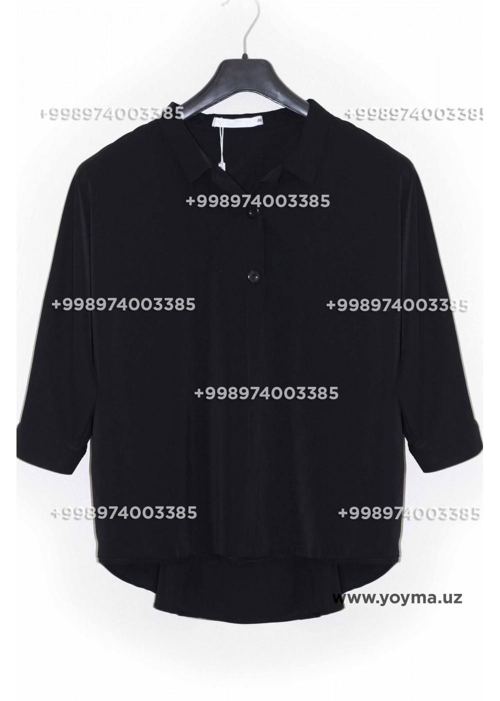 Блузка-115  свободный фасон